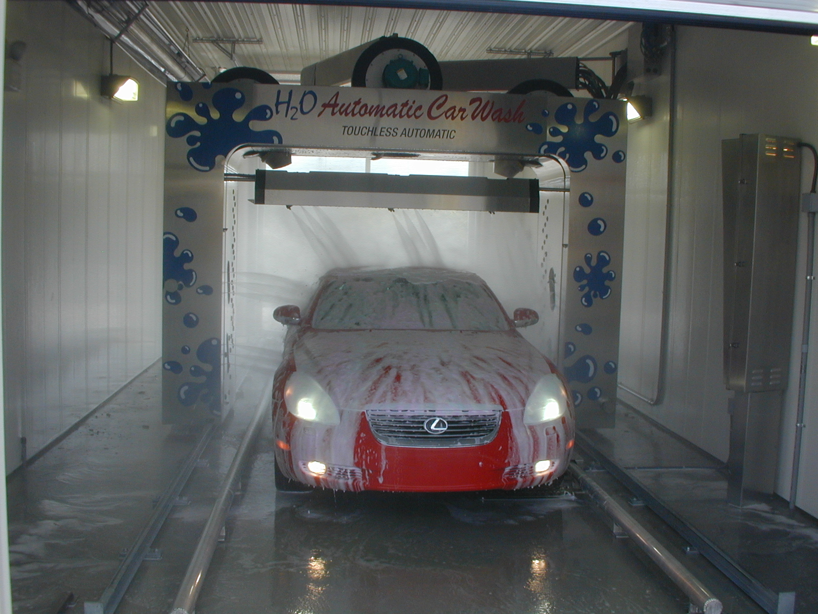 Auto Car Wash >> The Mistakes You Can Make In Choosing New In Bay Automatic Car Wash