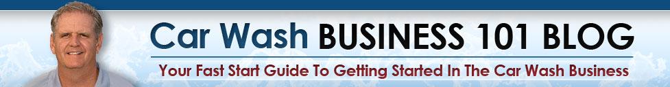 Car Wash Business 101